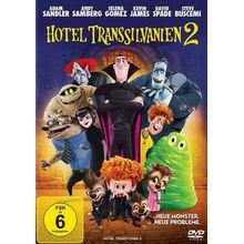 DVD »Hotel Transsilvanien 2«