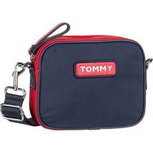 Tommy Hilfiger Umhängetasche Varsity Nylon Crossover 6296 Corporate