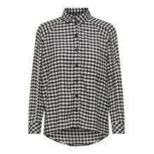 ONLY Bluse schwarz / weiß
