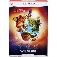 View-Master Erweiterung Themenwelt Wildtiere