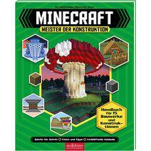 Buch - Minecraft: Meister der Konstruktion (Handbuch)