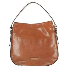 The Bridge Florentin Sac Bag Schultertasche 35 cm braun Damen