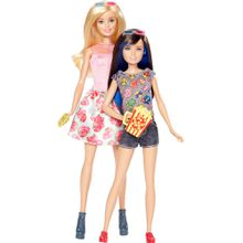 Barbie Schwestern 2er-Pack Puppen Barbie & Skipper