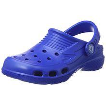 Beck Unisex-Kinder Clogs, Blau (Royalblau), 24 EU