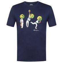 Polo Ralph Lauren T-Shirt - Blau (L, M, S, XL)