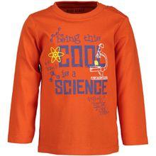 "Blue Seven Langarmshirt ""Cool is science"""