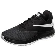 Nike Performance Air Max Infuriate III Low Basketballschuh Herren schwarz/weiß Herren