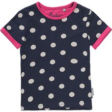 T-Shirt  blau Mädchen Kinder