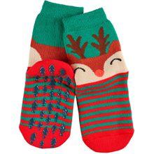 FALKE Anti-Rutsch Socken - Rentier