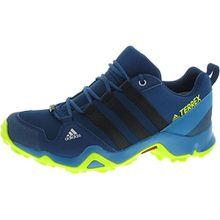 adidas Unisex-Kinder Terrex Ax2R CP K Trekking-& Wanderhalbschuhe, Blau (Azunoc/Negbas/Seamso 000), 38 2/3 EU