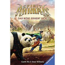 Buch - Spirit Animals: Das Böse erhebt sich, Band 3