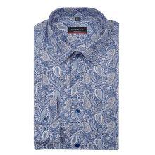 Regular Fit Business-Hemd aus Baumwolle mit extra kurzem Arm