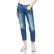 G-STAR Damen Boyfriend JeansHosen Arc 3D Low - Watton denim, Gr. W29/L34, Blau (med aged destry 3142)