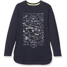 Blue Seven Jungen T-Shirt 850553 X, Blau (Dk Blau ORIG 574), 116