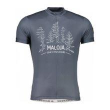 Maloja - ZwingseeM. 1/2 Herren Bike Trikot (blau) - XL