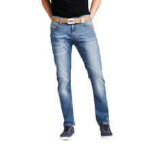 MUSTANG OREGON Tapered Jeans - Super Stone Washed