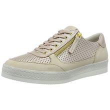 BULLBOXER Damen Sneakers, Beige (Beige), 38 EU