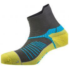 Salewa - Ultra Trainer Socks - Multifunktionssocken Gr 35-37;38-40;41-43 grau/schwarz;blau/schwarz;schwarz/gelb