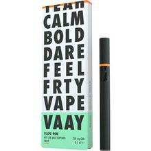 Vaay Körper & Gesundheit Inhalation & Sprays Nikotinfrei Diffuser Pen Fruit 1 Stk.