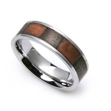 Ring Pflaume Mooreiche