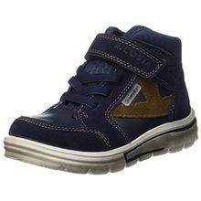 Ricosta Jungen Pete Hohe Sneaker, Nautic/Hazel, 00029 EU