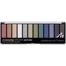 Manhattan Make-up Augen Wow Edition Eyemazing Eye Contouring Palette Nr. 005 Wow 14 g
