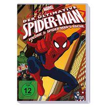 DVD Marvel Der ultimative Spider-Man Volume 3: Spider-Man's Rache Hörbuch