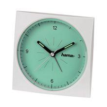 "Hama Wecker ""A400"", fluoreszierend, Grün"