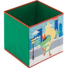 Fisher Price Aufbewahrungsbox Frosch, faltbar, 31 x 31 cm