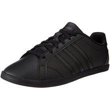 adidas Damen Coneo QT Vs Sneaker, Schwarz (Core Black/Core Black/Core Black), 40 EU