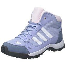 adidas Unisex-Kinder Hyperhiker Trekking-& Wanderstiefel, Blau (Azutiz/Aeroaz/Aerorr 000), 38 EU