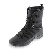 adidas Damen CW Libria Pearl CP Trekking-& Wanderstiefel, Schwarz (Negbas/Negbas/Negbas), 37 1/3 EU