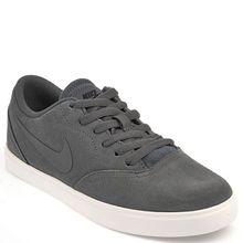NIKE Sneaker - GS NIKE SB CHECK SUEDE offwhite
