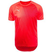PUMA ftblNXT Graphic Core Trainingsshirt Herren rot/weiß Herren