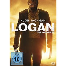 DVD Logan - The Wolverine Hörbuch