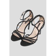 Sandaletten mit hohem Absatz