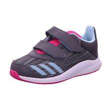 adidas Unisex Baby FortaRun CF I Sneaker, Mehrfarbig (Gricin/Azuhie/Gritre), 24 EU