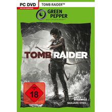 Tomb Raider PC, Software Pyramide