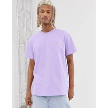Carhartt WIP - Chase - Violettes T-Shirt - Violett
