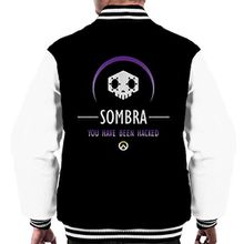 Sombra You Have Been Hacked Overwatch Men's Varsity Jacket
