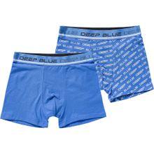 SANETTA Boxershorts blau
