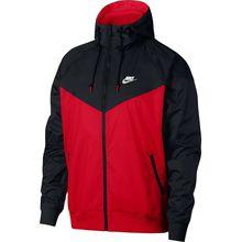 Nike Sportswear Trainingsjacke NSW Windrunner Trainingsjacken rot Herren
