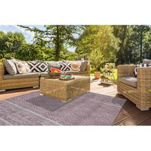 In-/Outdoorteppich Sunny 110