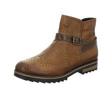 Remonte Damen Boots - Braun Schuhe in Übergrößen, Größe:45