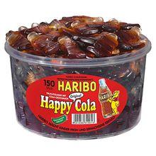 HARIBO Happy Cola, Dose mit 150 St.