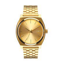 Nixon Armbanduhr 'Time Teller' gold