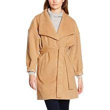 b.young Damen Mantel Cirline Jacket, Beige (Camel 80149), 40
