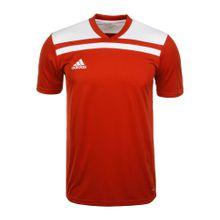 ADIDAS PERFORMANCE Fußballtrikot 'Regista 18' rot / weiß