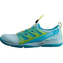 Helly Hansen Damen W Aquapace 2 Bootsschuhe, Türkis (236 Light Aqua/Aquamarine)/, 38 EU