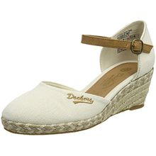 Dockers by Gerli Damen 36IS201-706469 Riemchensandalen, Beige (Desert/Multi 469), 39 EU